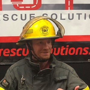 Eric Allen: Speaking at the The Heat and Fire Expo Miami