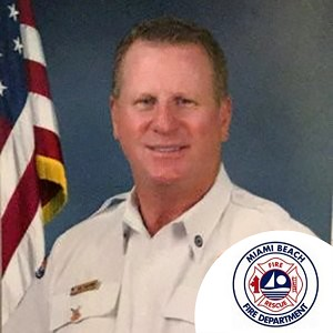 Gerry Falconer: Speaking at the The Heat and Fire Expo Miami